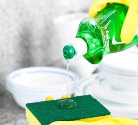 công bố hợp chuẩn nước rửa chén