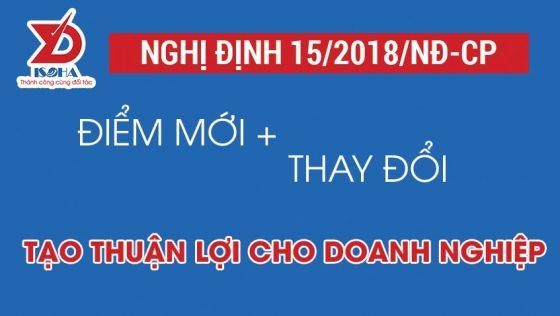 Quy định mới nhất về ATTP: Nghị định 15/2018/NĐ-CP